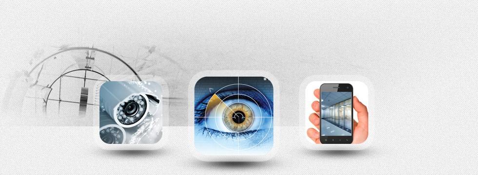 Nos solutions - Vidéosurveillance